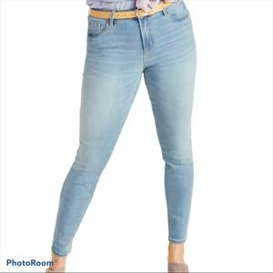 Old Navy Mid-Rise Pop Icon Skinny Jeans size 10